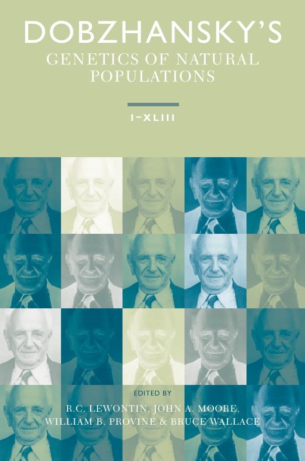 Abbildung von Lewontin / Moore / Provine / Wallace | Dobzhansky's Genetics of Natural Populations I-XLIII | 2003