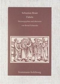Fabeln | Brant / Schneider, 1999 | Buch (Cover)