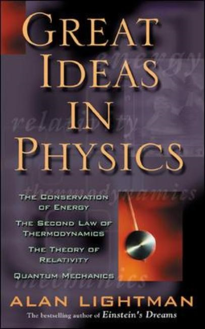 Great Ideas in Physics | Lightman, 2000 | Buch (Cover)