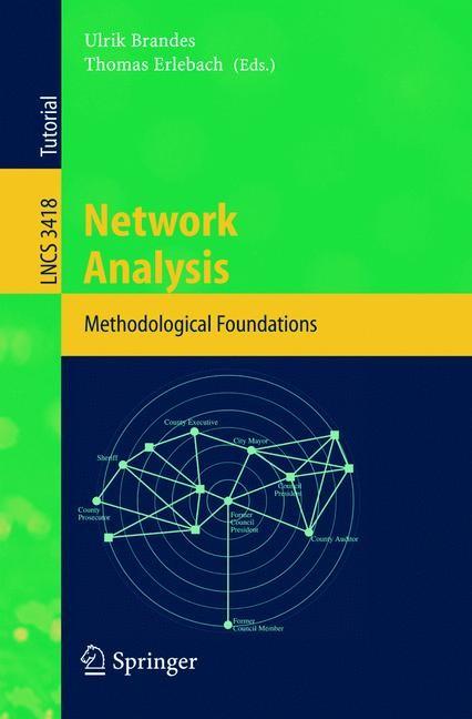 Network Analysis | Brandes / Erlebach, 2005 | Buch (Cover)