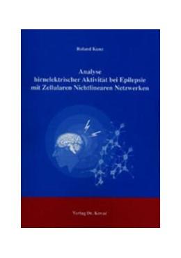 Abbildung von Kunz | Analyse hirnelektrischer Aktivität bei Epilepsie mit Zellularen Nichtlinearen Netzwerken | 2004 | 71