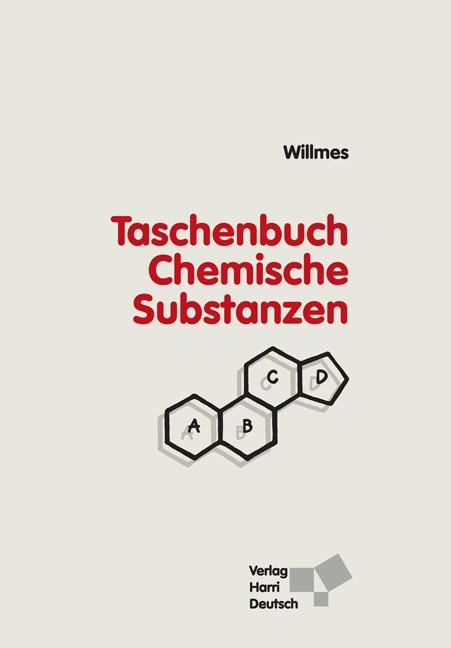 Abbildung von Willmes | Taschenbuch Chemische Substanzen | 3., überarb. u. erw. Aufl. | 2007