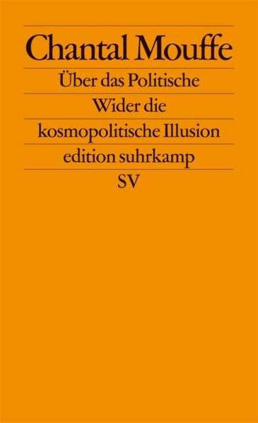 Über das Politische | Mouffe, 2007 | Buch (Cover)