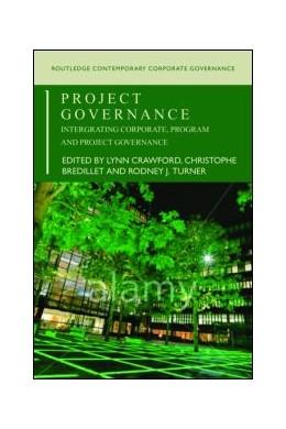 Abbildung von Crawford / Bredillet | Project Governance | 1. Auflage | 2023 | beck-shop.de