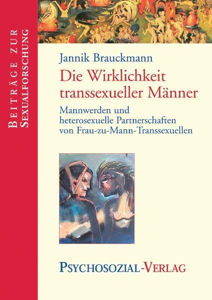 Die Wirklichkeit transsexueller Männer | Brauckmann, 2002 | Buch (Cover)