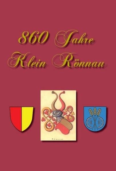 860 Jahre Klein Rönnau | Bostedt / Rybka, 2010 | Buch (Cover)