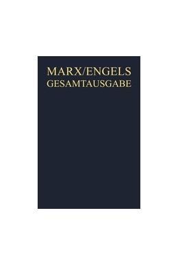 Abbildung von Krause / Hermann / Rieck / Rudich | Karl Marx / Friedrich Engels: Werke, Artikel, Entwürfe, März bis November 1871 | 1978 | Karl Marx / Friedrich Engels: ...