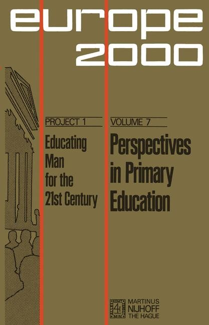 Perspectives in Primary Education | Borghi, 1974 | Buch (Cover)