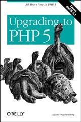 Upgrading to PHP 5 | Adam Trachtenberg, 2004 | Buch (Cover)