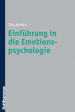 Abbildung von Merten | Einführung in die Emotionspsychologie | 2003