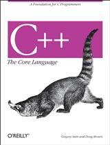 Abbildung von Doug Brown / Gregory Satir | C++ The Core Language | 1995