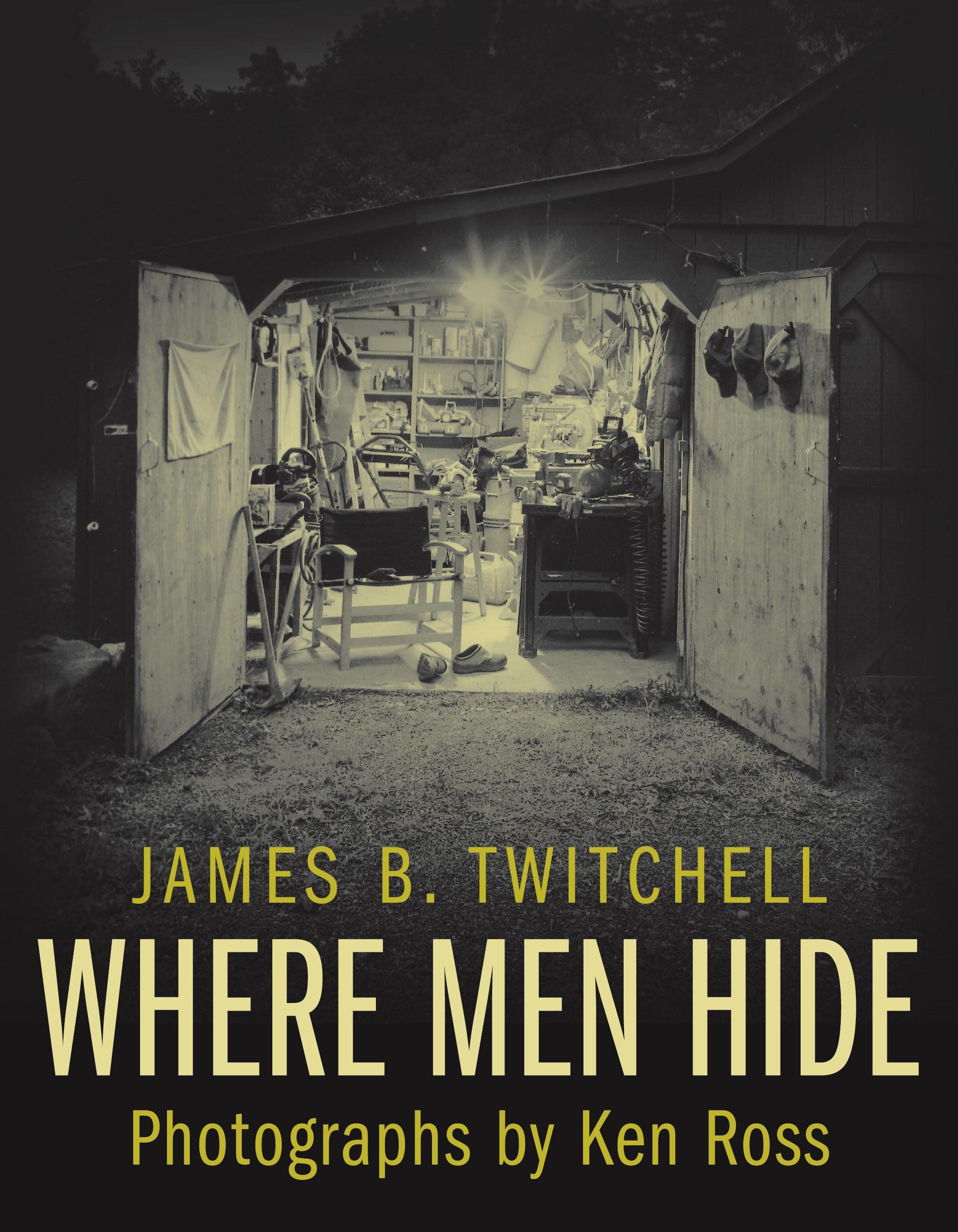 Abbildung von Twitchell   Where Men Hide   2008