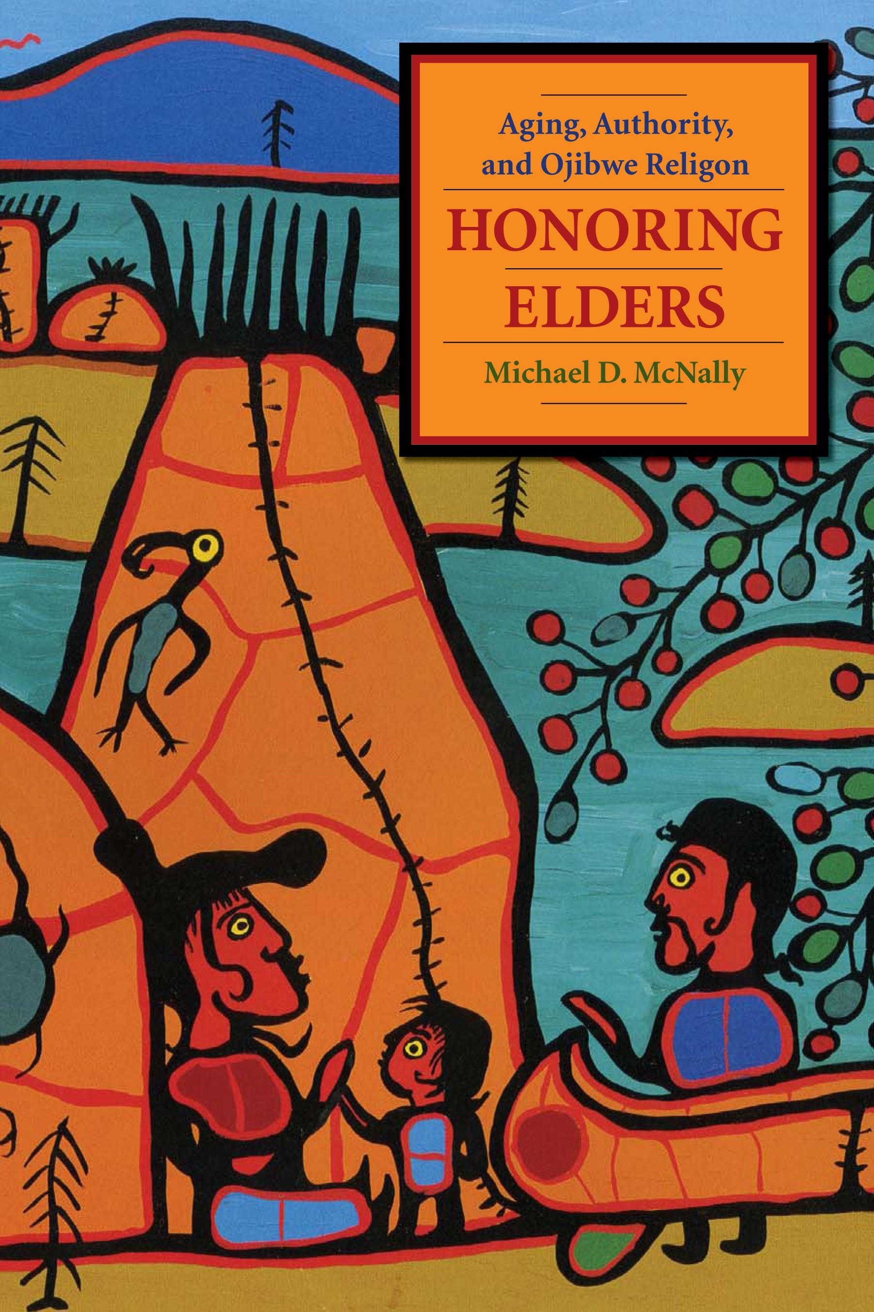 Abbildung von McNally | Honoring Elders | 2009
