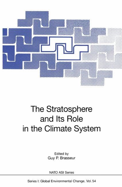 The Stratosphere and Its Role in the Climate System | Brasseur, 1997 | Buch (Cover)