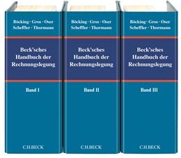 Abbildung von Böcking / Gros / Oser / Scheffler / Thormann | Beck'sches Handbuch der Rechnungslegung | 61. Auflage | 2020 | HGB und IFRS
