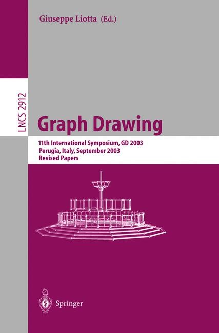 Graph Drawing | Liotta, 2004 | Buch (Cover)