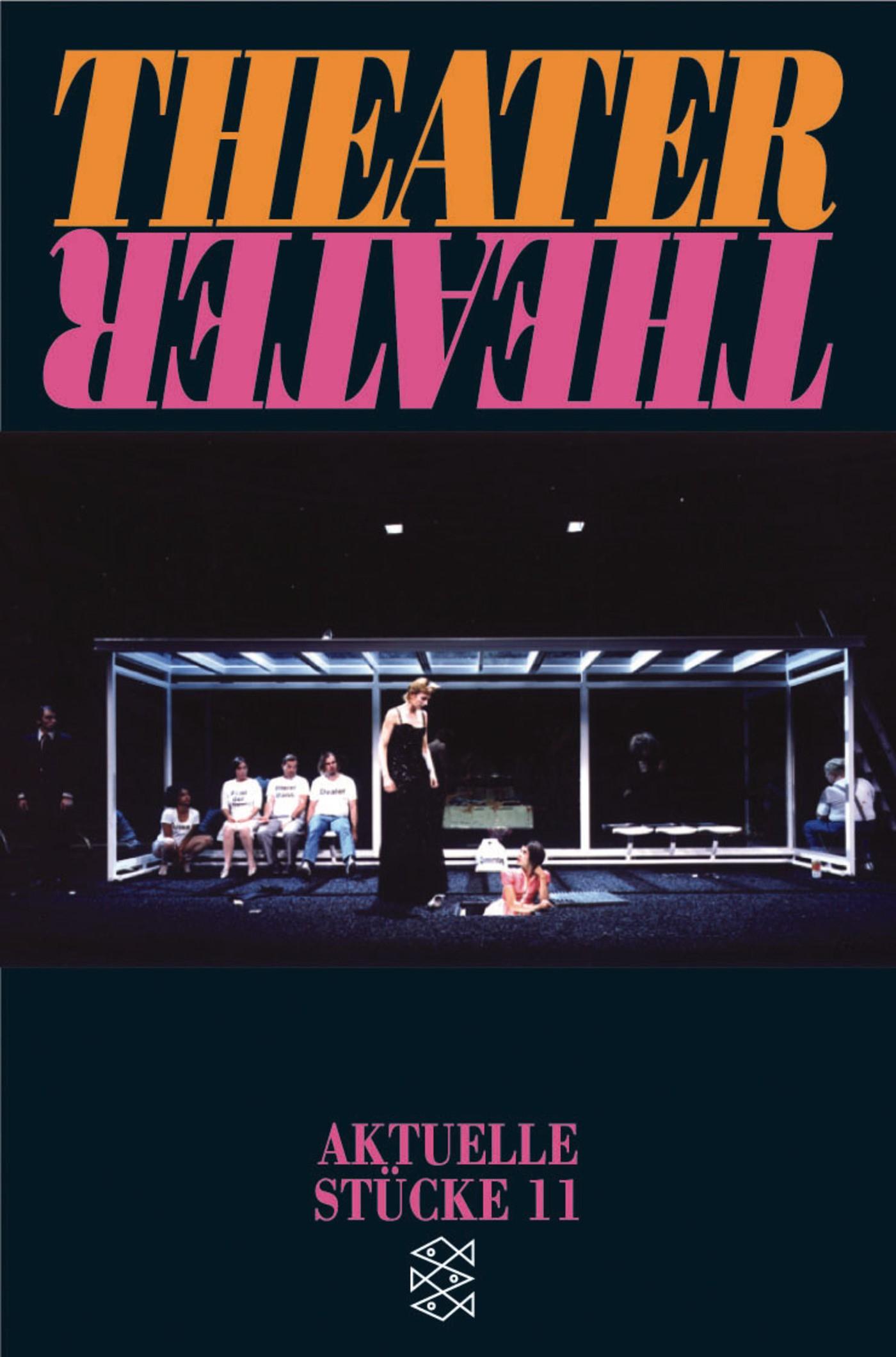 Theater Theater 11 | Achternbusch / Carstensen / Lieven, 2001 | Buch (Cover)