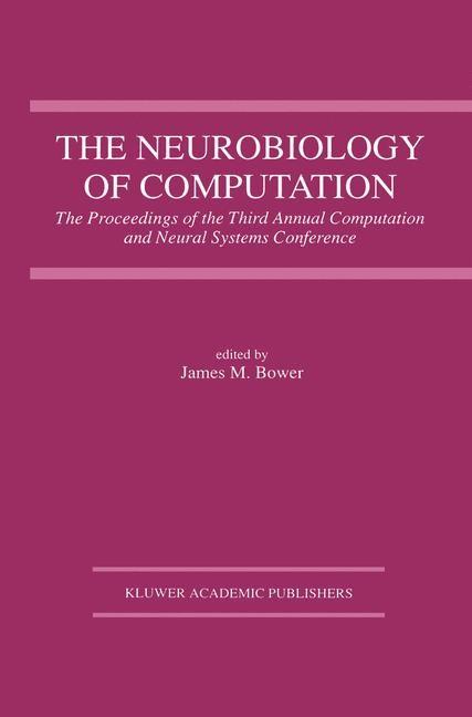Abbildung von Bower   The Neurobiology of Computation   1995
