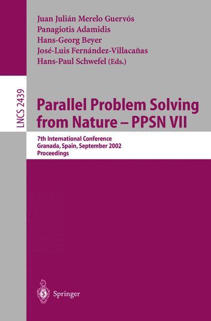 Abbildung von Merelo / Adamidis / Beyer   Parallel Problem Solving from Nature - PPSN VII   2002