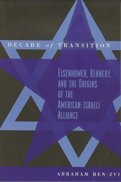 Abbildung von Ben-Zvi   Decade of Transition   1998