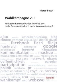 Wahlkampagne 2.0 | Bosch, 2008 | Buch (Cover)