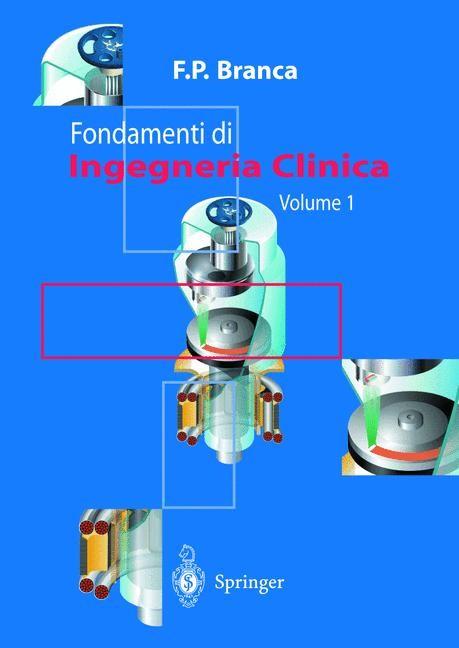 Fondamenti di Ingegneria Clinica - Volume 1 | Branca, 2000 | Buch (Cover)
