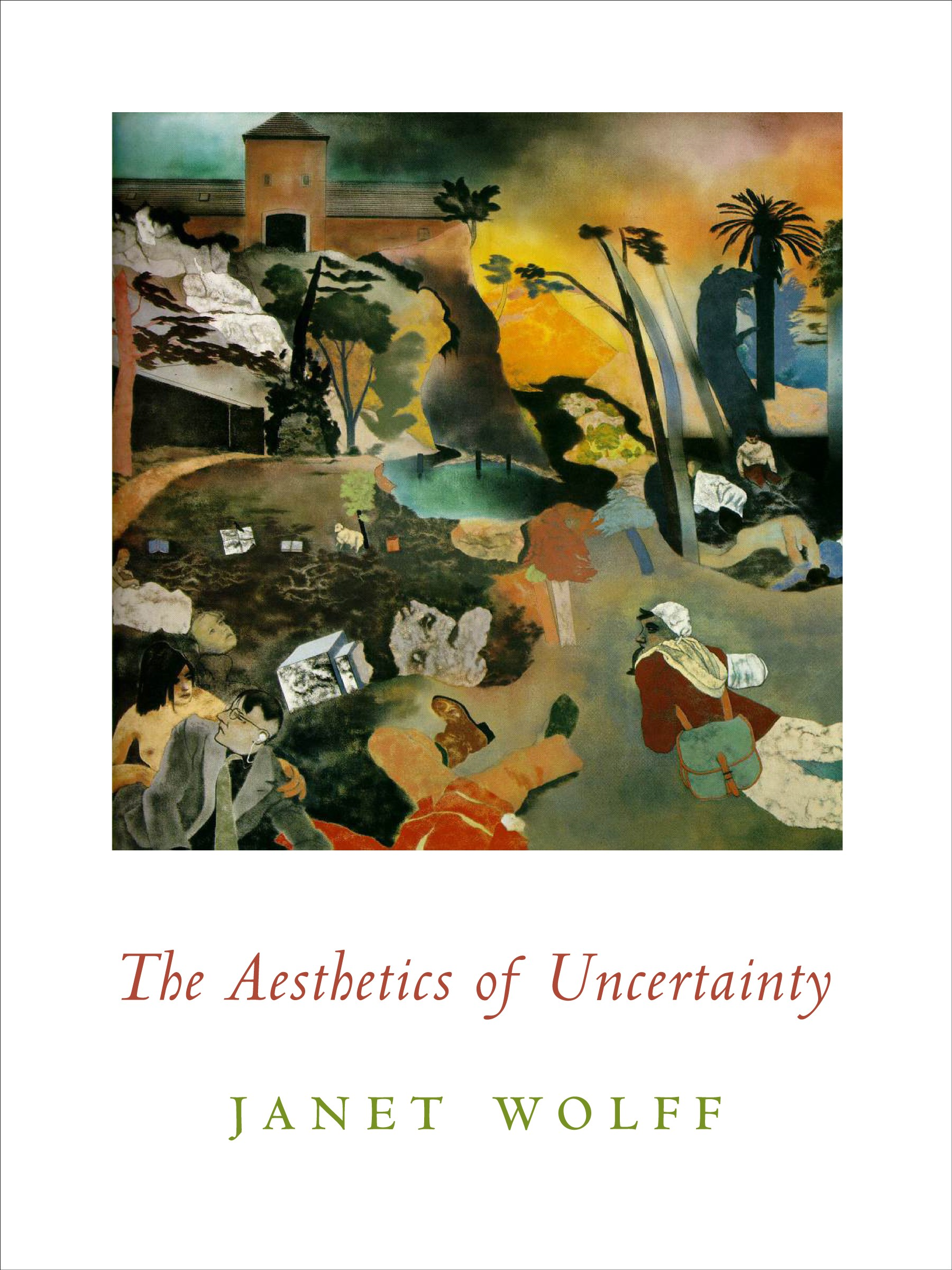 Abbildung von Wolff | The Aesthetics of Uncertainty | 2008