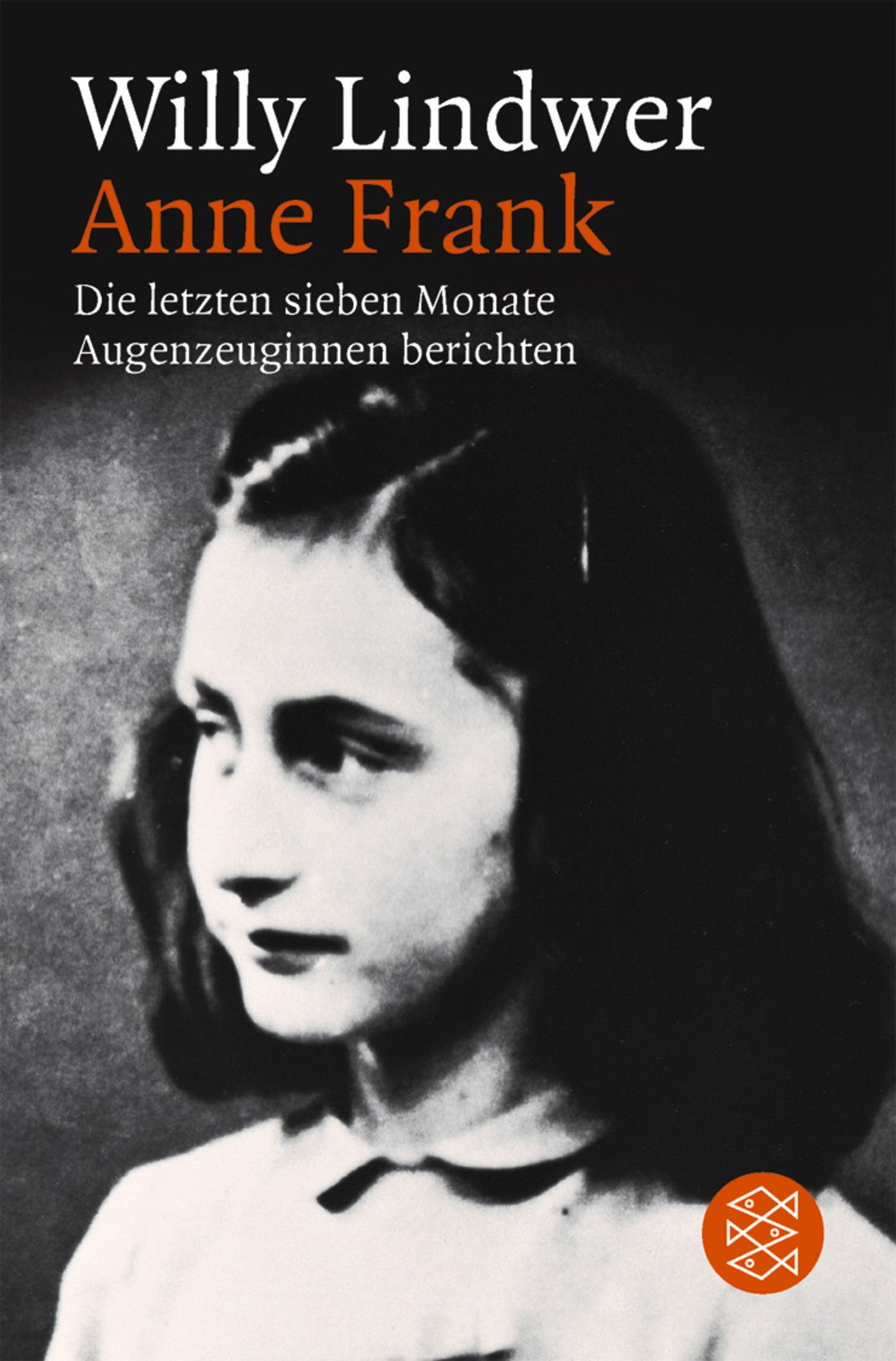 Anne Frank | Lindwer, 2000 | Buch (Cover)
