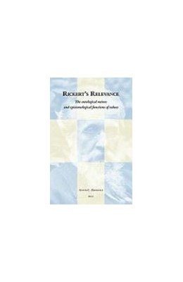 Abbildung von Rickert's Relevance | 2006 | The Ontological Nature and Epi...