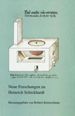 Abbildung von Kretzschmar | Neue Forschungen zu Heinrich Schickhardt | 2002 | 151