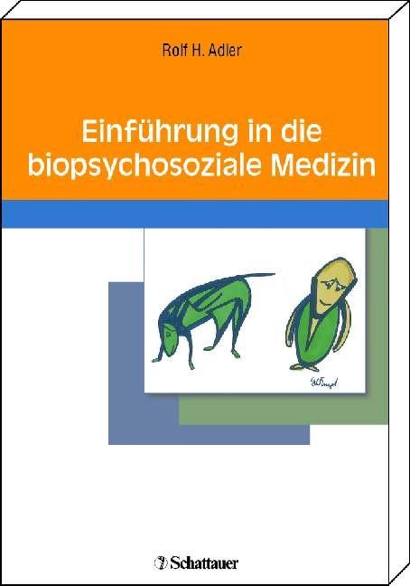 Einführung in die biopsychosoziale Medizin   Adler, 2005   Buch (Cover)