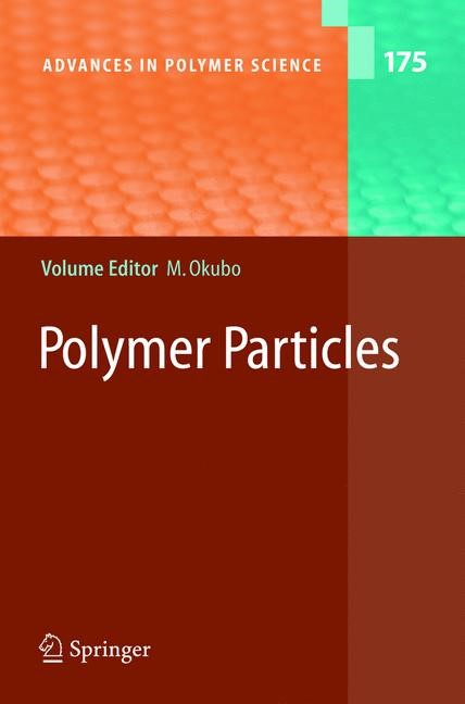 Polymer Particles   Okubo, 2005   Buch (Cover)