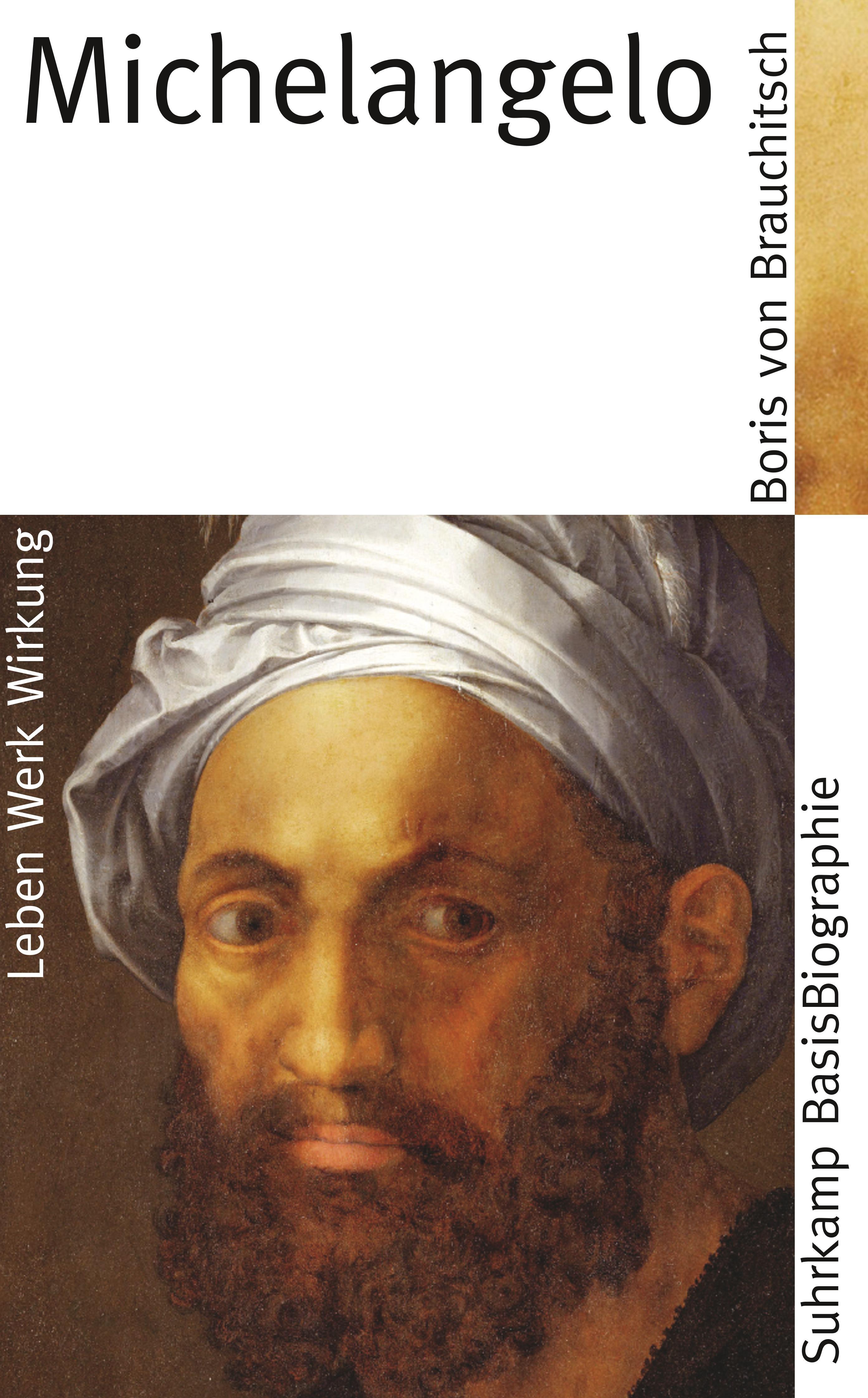 Michelangelo | Brauchitsch | Originalausgabe, 2009 | Buch (Cover)