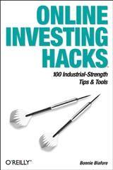 Abbildung von Bonnie Biafore | Online Investing Hacks | 2004