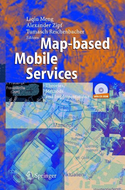 Abbildung von Meng / Zipf / Reichenbacher | Map-based Mobile Services | 2004