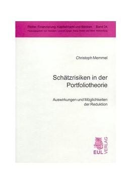 Abbildung von Memmel | Schätzrisiken in der Portfoliotheorie | 2004 | Auswirkungen und Möglichkeiten... | 34