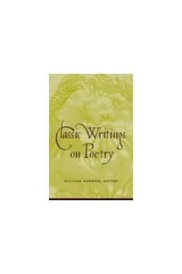 Abbildung von Harmon | Classic Writings on Poetry | 2003
