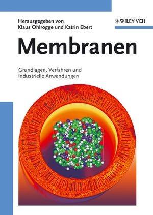 Membranen | Ohlrogge / Ebert, 1900 | Buch (Cover)