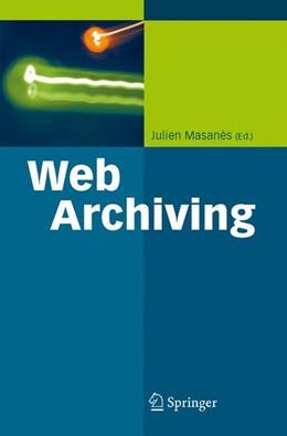 Abbildung von Masanès | Web Archiving | 2006