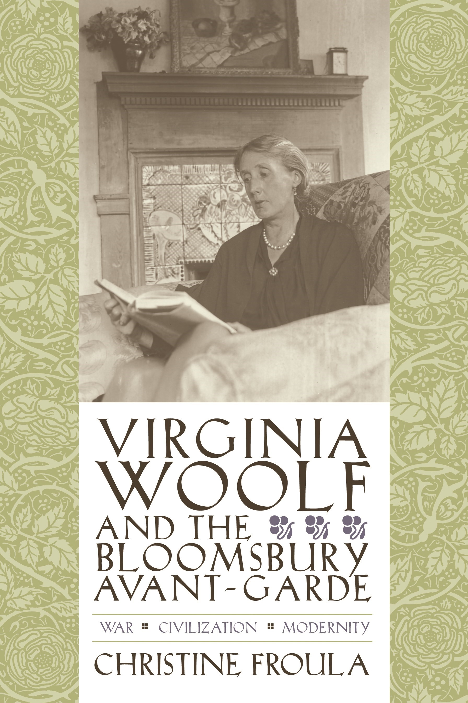 Abbildung von Froula | Virginia Woolf and the Bloomsbury Avant-garde | 2007