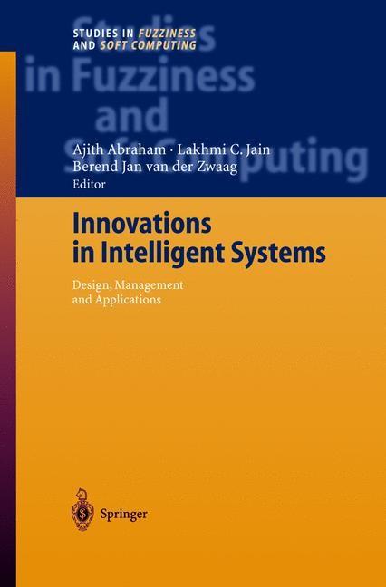 Abbildung von Abraham / van der Zwaag   Innovations in Intelligent Systems   2004