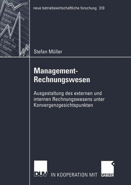 Management-Rechnungswesen | Müller, 2003 | Buch (Cover)