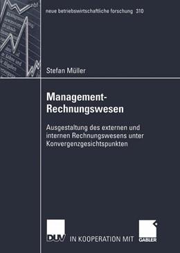 Abbildung von Müller | Management-Rechnungswesen | 2003 | Ausgestaltung des externen und... | 310