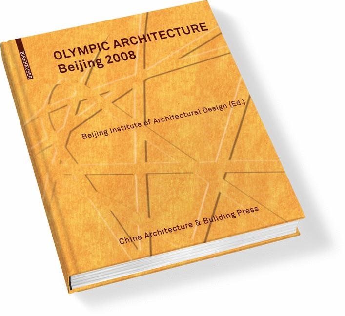 Olympic Architecture, 2008 | Buch (Cover)