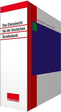 Abbildung von Rygol | Das Dienstrecht bei der Deutschen Bundesbank • mit Aktualisierungsservice | Loseblattwerk mit 96. Aktualisierung | 2019