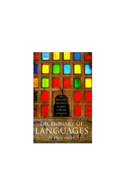 Abbildung von Dalby | Dictionary of Languages | 1998 | The Definitive Reference to Mo...