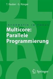 parallele programmierung rauber thomas rnger gudula