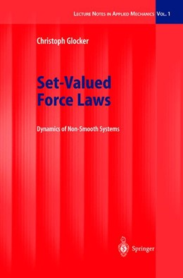 Abbildung von Glocker | Set-Valued Force Laws | 2001 | Dynamics of Non-Smooth Systems | 1