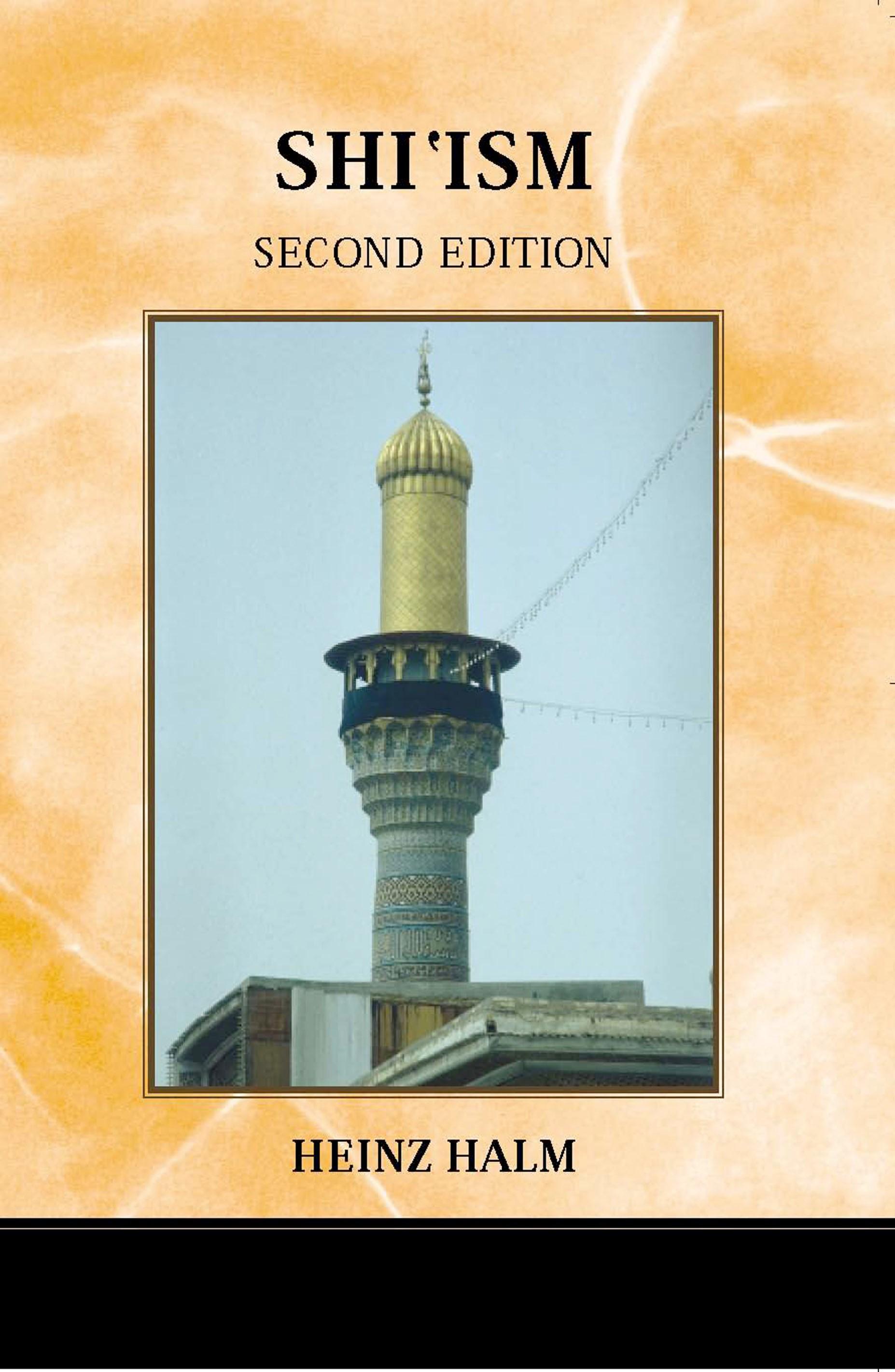 Abbildung von Halm | Shi'ism | second ed. | 2004