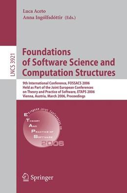 Abbildung von Aceto / Ingólfsdóttir   Foundations of Software Science and Computational Structures   2006   9th International Conference, ...